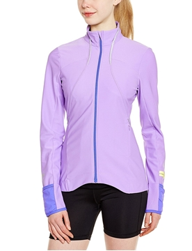 GORE - Manteau Coupe Vent - AIR LADY WS SO SHIFT LONG - Femme - Mauve - Médium
