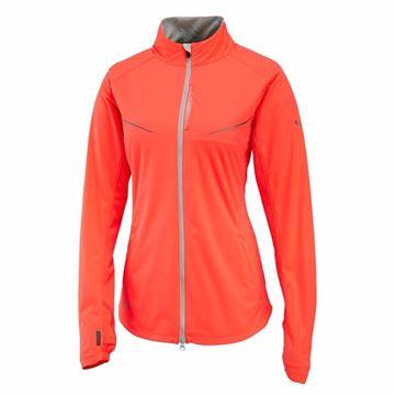 SAUCONY - Manteau Coupe Vent - NOMAD JACKET - Femme - Orange - XLarge