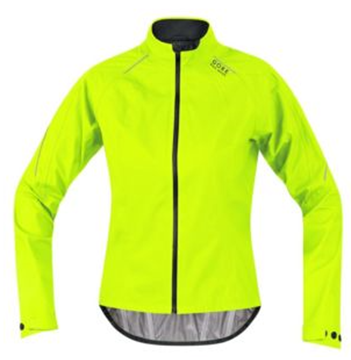 GORE - Manteau Imperméable Coupe Vent Gore-Tex - POWER GT AS LADY JACKET - Femme - Jaune - Medium