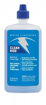 WHITE LIGHTNING - Lubrifiant (huile) - Route - CLEAN RIDE - 8 oz