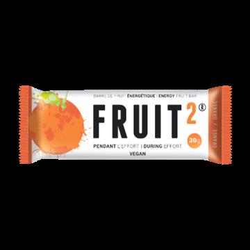 FRUIT 2 - Nutrition sportive énergétique - BARRE DE FRUIT 2 - Orange