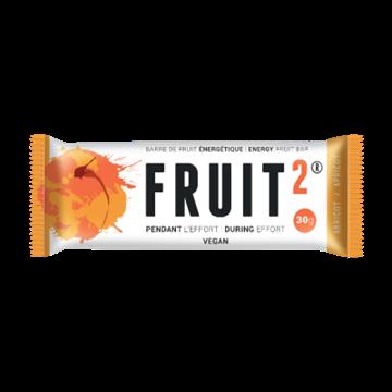 FRUIT 2 - Nutrition sportive énergétique - BARRE DE FRUIT 2 - Abricot