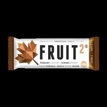 FRUIT 2 - Nutrition sportive énergétique - BARRE DE FRUIT 2 - Erable
