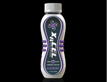 XRCEL - Nutrition sportive énergétique - SPORTS FUEL - Blackberry