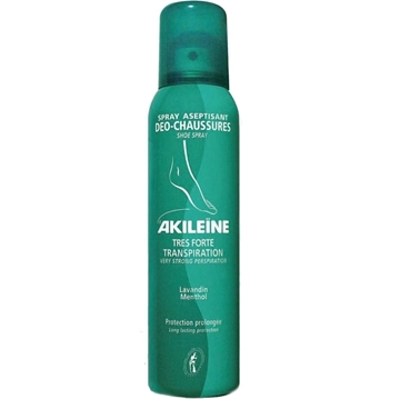AKILEINE - Protection - SPRAY ASEPTISANT DEO-CHAUSSURES - 150ml