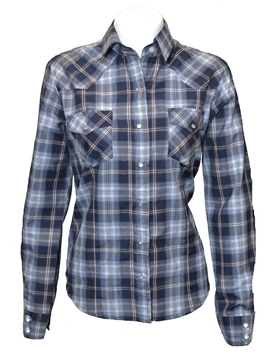 Chemise Western pour femme Small