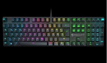 ROCCAT Suora FX Clavier de jeu RGB