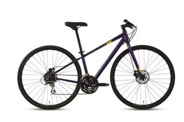 Miele - Vélo hybride - VENETO 2 LA - VIOLET - F - XSMALL
