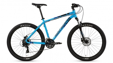 Rocky Mountain - Junior - RMB EDGE_26 BIKE  - BLEU - LARGE