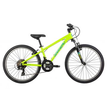 Garneau - Vélo enfants - TRUST 241 - JAUNE - 24 PO