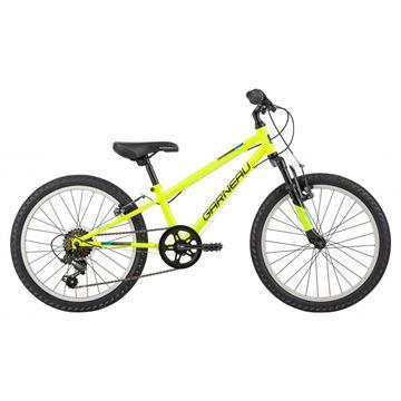 Garneau - Vélo enfants - RAPIDO 201 - JAUNE - 20 PO