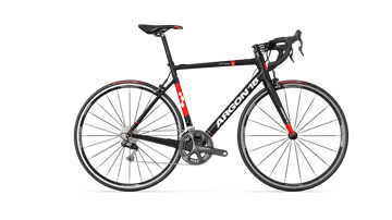 Argon - Vélo de route - KRYPTON - 212B - KIT 4 - 105 - NOIR - MEDIUM
