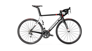 Argon - Vélo de route - NITROGEN - KIT 2 - ULTEGRA - NOIR - MEDIUM