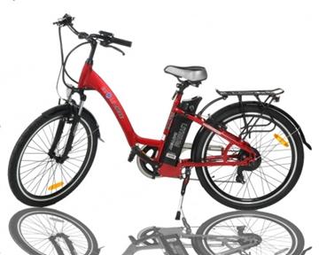 ECOLO-CYCLE - Vélo Électrique - BOLERO - 36 V - 500 WATT