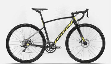 DEVINCI - Vélo gravel bike - HATCHET SORA - Noir/vert - Médium