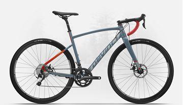 DEVINCI - Vélo gravel bike - HATCHET TIAGRA - Gris