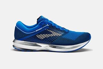 BROOKS - Chaussures de course sur route - LEVITATE - Bleu - Homme