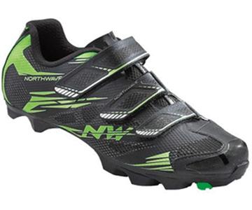 NORTHWAVE - Chaussure de vélo mtb - SCORPIUS 2 - Homme - Noir/Vert