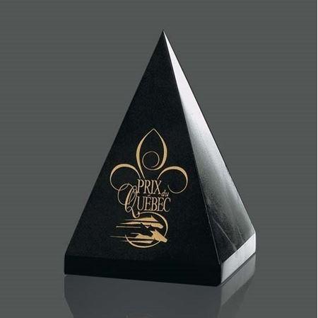 Image de Trophée - Marbre - Pyramide