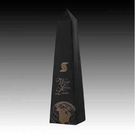 Image de Trophée - Marbre - Marble Obelisk