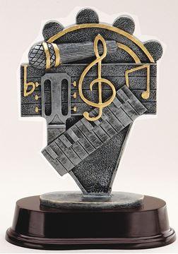 Image de Trophée - Autres - RF3431 - Musique
