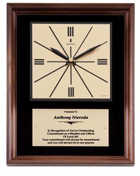 Image de Cadeau Corporatif - Horloge - P916
