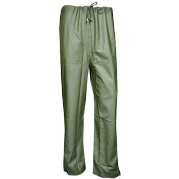 Image de Pantalon imperméable PU Vert / NAT'S N775PH