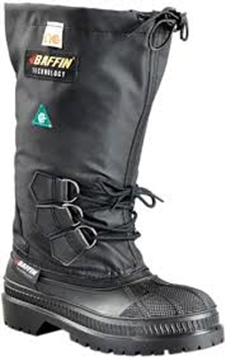 Botte Femme ''Oil-Rig'' Noir (S.T.& P.) / BAFFIN 8757-1251-001
