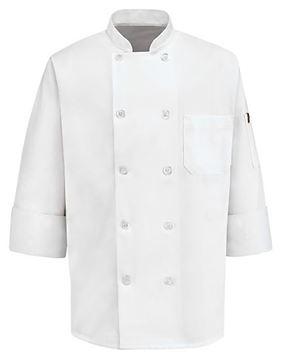 Veste De Chef De Base Blanche / VF Imagewear 0415WH