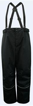 Pantalon Noir Isolé / VIKING 858PB