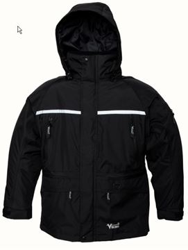 Manteau 3/1 Tempest (Uniform) Marine Ou Noir / VIKING 858J