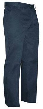 Image de Pantalon de travail taille extensible Marine