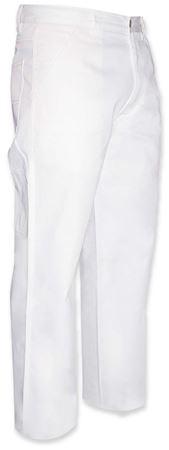 Image de Pantalon de peintre blanc