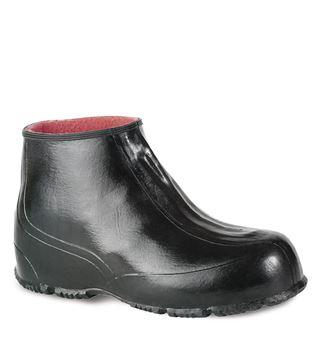 Image de Couvre-chaussure PRINCE avec zip noir / ACTON A3223-11