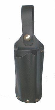 Image de Étui crayon 3 compartiments avec rivets