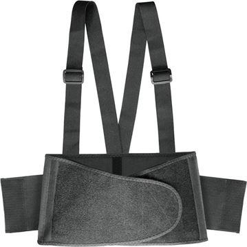Image de Support lombaire, bretelles détachables