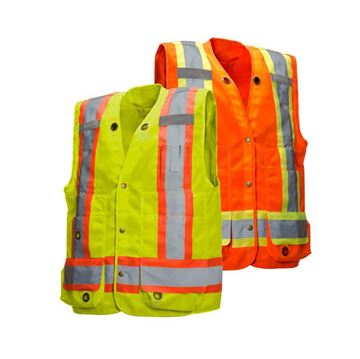 Image de Veste arpenteur Orange