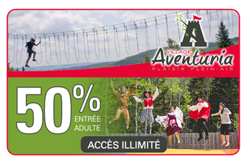 village-aventuria-carte-rabais-choc-laplaza-villageois-ultime-2018