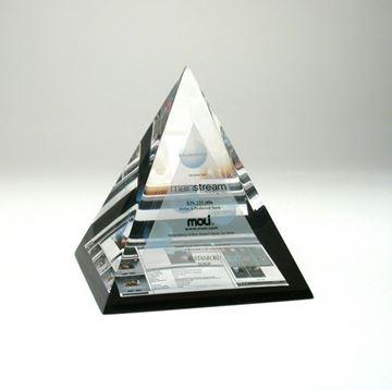 pyramide 4 côtés