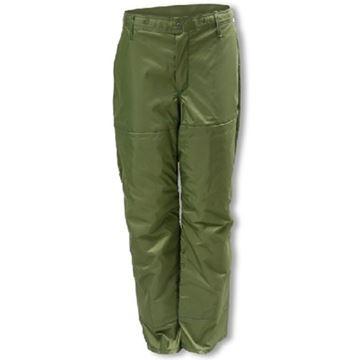 Image de pantalon bûcheron vert Filature Isle Verte