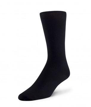 Image de sous-chaussette polypropylène Duray noir