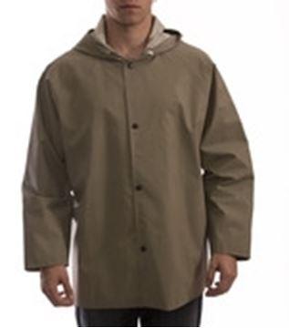 Image de manteau imperméable Magnaprene Tingley vert olive