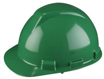 Image de  casque sécurité HP241R Dynamic vert