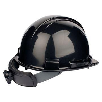 Image de  casque sécurité HP241R Dynamic noir