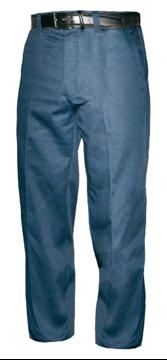 Image de Pantalon travail  EXTENSIBLE 5 poches à taille basse, WS150 marine