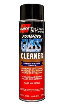 Image de Nettoyeur à vitre avec amoniac Glass Cleaner Malco