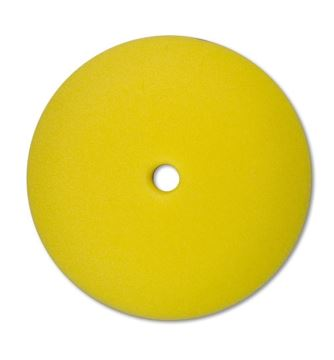Image de Malco Pad à polir en foam jaune 9'