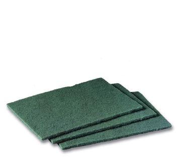 Image de 3M97 Tampon à récurer vert 6x9