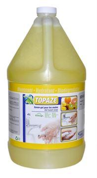 Image de Topaze Savon à main en gel 4L