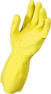 Image de Gant jaune pour vaiselle